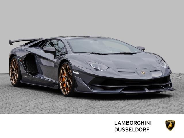 Lamborghini Aventador SVJ Coupe Ad Personam Grigio Telesto, Jahr 2020, Benzin