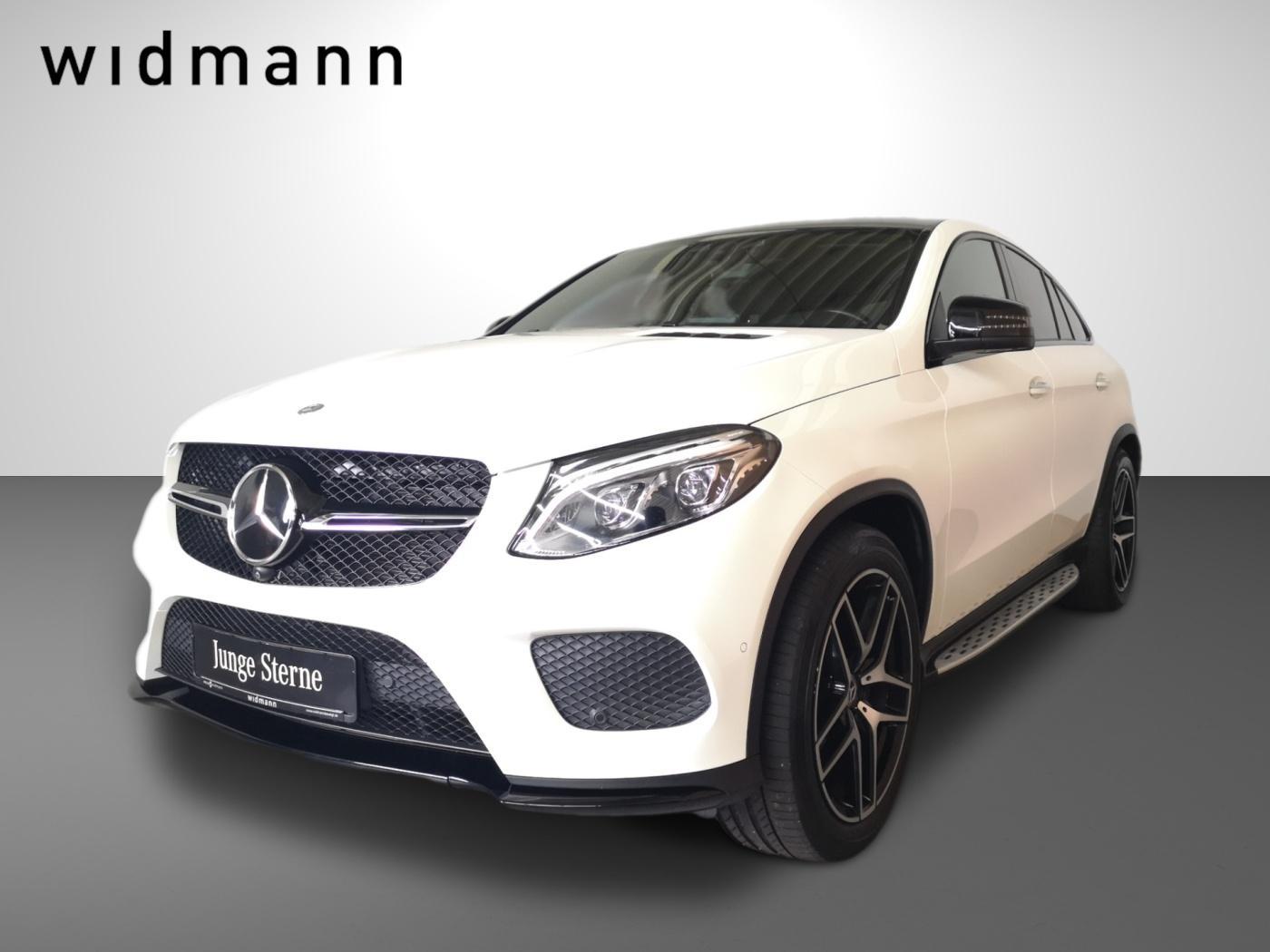 Mercedes-Benz GLE 500 4M Coupé *AMG*Harman*Comand*Pano*Memory*, Jahr 2017, Benzin