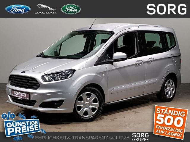 Ford Tourneo Courier 1.0 EcoBoost Trend*KLIMA*, Jahr 2017, Benzin