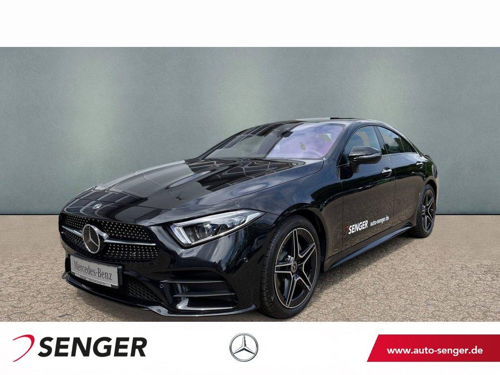Mercedes-Benz CLS 220 d AMG Night Mutlibeam Distronic Kamera, Jahr 2021, Diesel