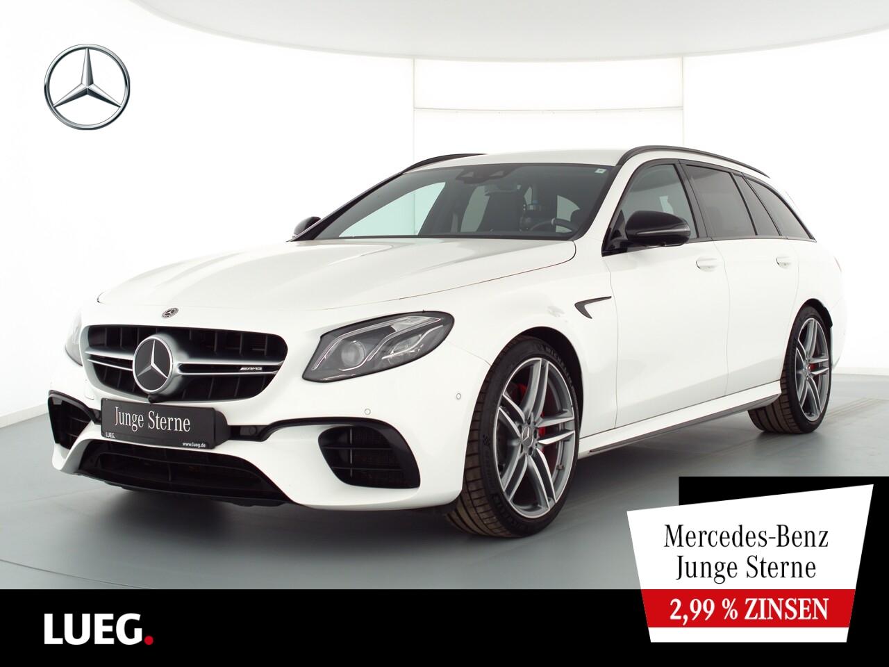 Mercedes-Benz E 63 S AMG T 4M COM+Mbeam+Sthzg+PerfS+DistrP+360, Jahr 2018, Benzin