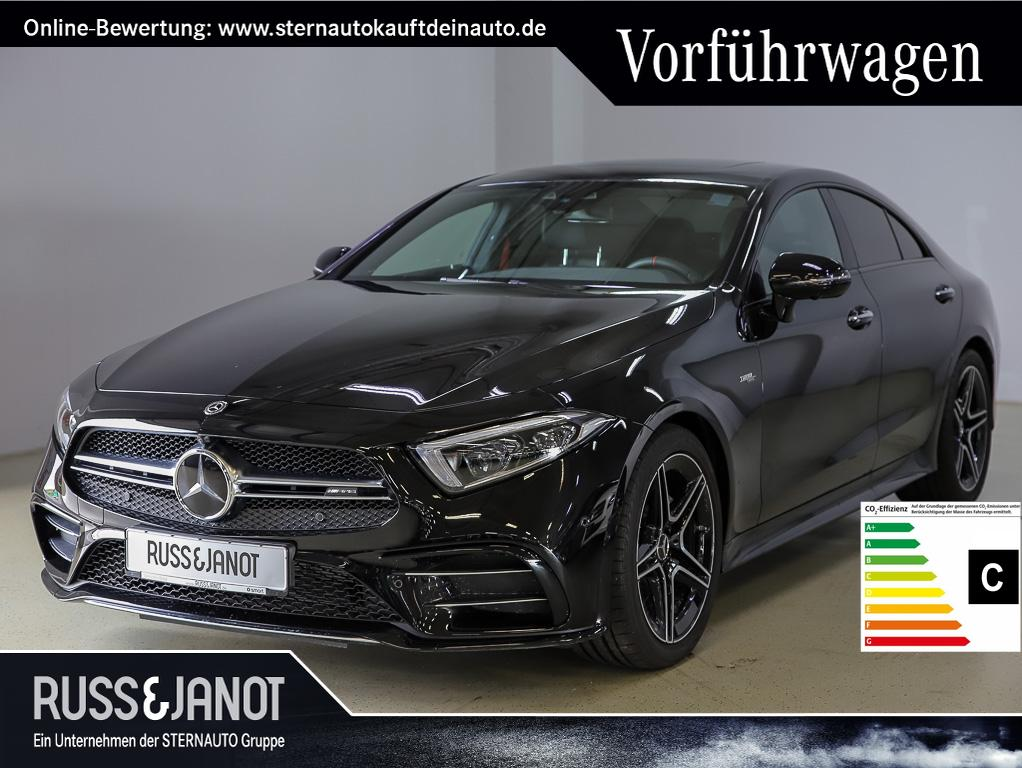 Mercedes-Benz CLS 53 AMG 4M+ AMG Drivers Wide LED AIR 360°, Jahr 2019, petrol