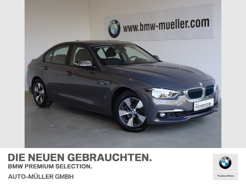 BMW 330e A iPerf. Lim. Advantage Head-Up LED, Jahr 2018, Hybrid