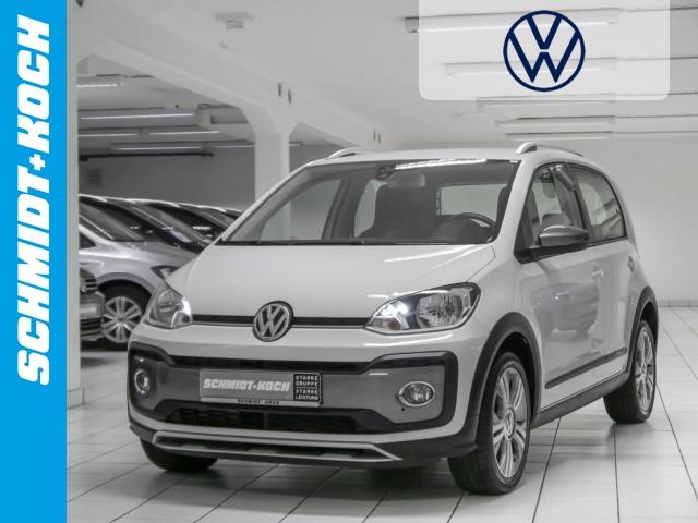 Volkswagen up! 1.0 cross up! SZH, maps + more, Jahr 2017, Benzin