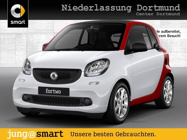 smart fortwo coupé 52kW cool&Audio Komfort, Jahr 2017, Benzin