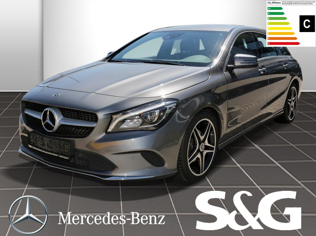 Mercedes-Benz CLA 220 Shooting Brake Urban 4MATIC Standhzg/LED, Jahr 2017, Benzin