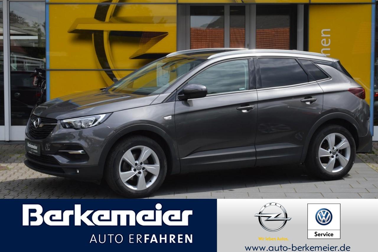 Opel Grandland X Edition 1.6D Sitzh/Klimaautom/Parkp, Jahr 2017, diesel