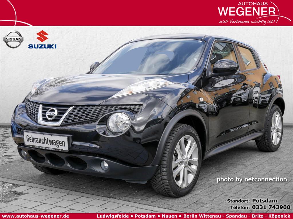 Nissan Juke 1.6 Acenta 4x2, Jahr 2014, Benzin