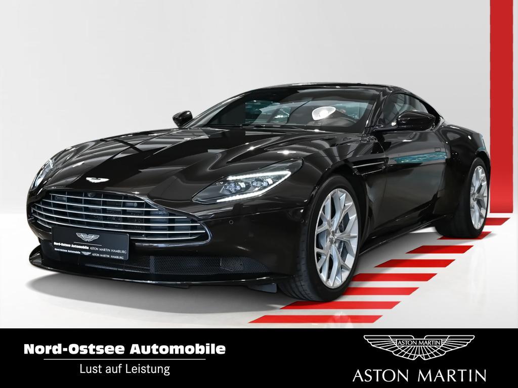 Aston Martin DB11 V8 Coupé - Aston Martin Hamburg, Jahr 2019, Benzin