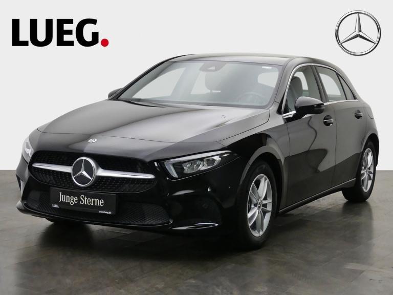 Mercedes-Benz A 180 d Progressive+Navi+MBUX+LED-HP+ParkAssist+, Jahr 2018, Diesel