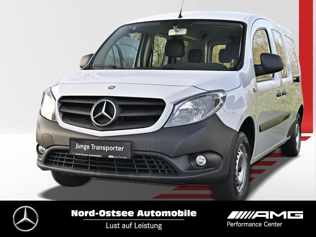 Mercedes-Benz Citan 111 Mixto extralang neuer Motor Radio 180°, Jahr 2014, Diesel