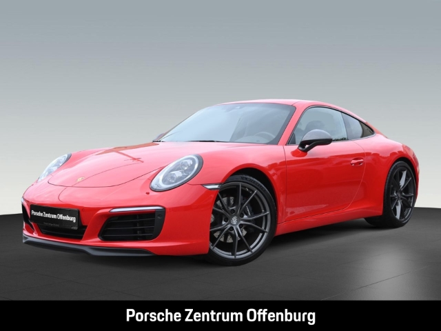 Porsche 911 Carrera T, LED, Chrono, BOSE...!, Jahr 2018, Benzin