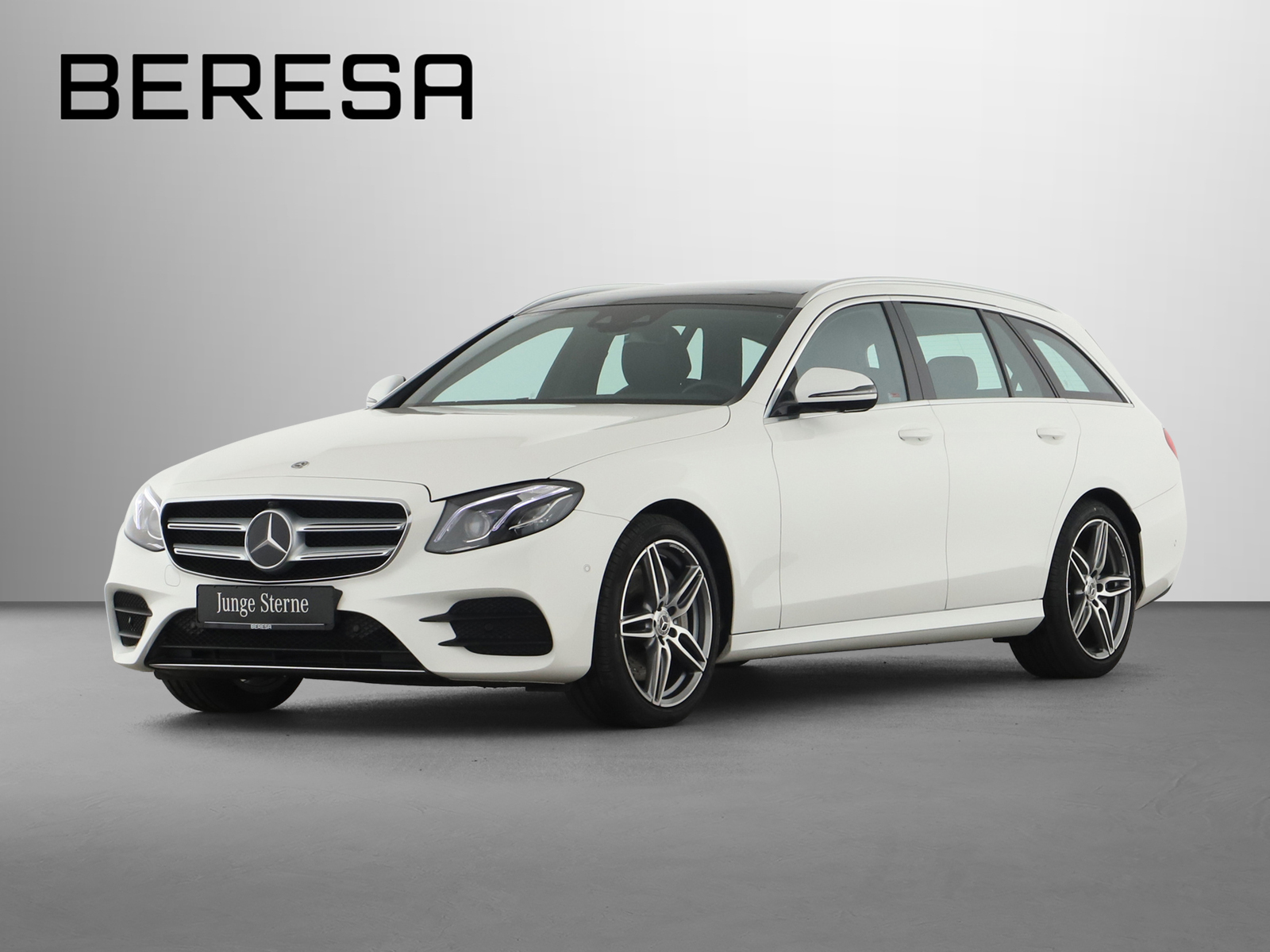 Mercedes-Benz E 400 d 4M T AMG Comand Fahrassist. Pano.-Dach, Jahr 2020, Diesel