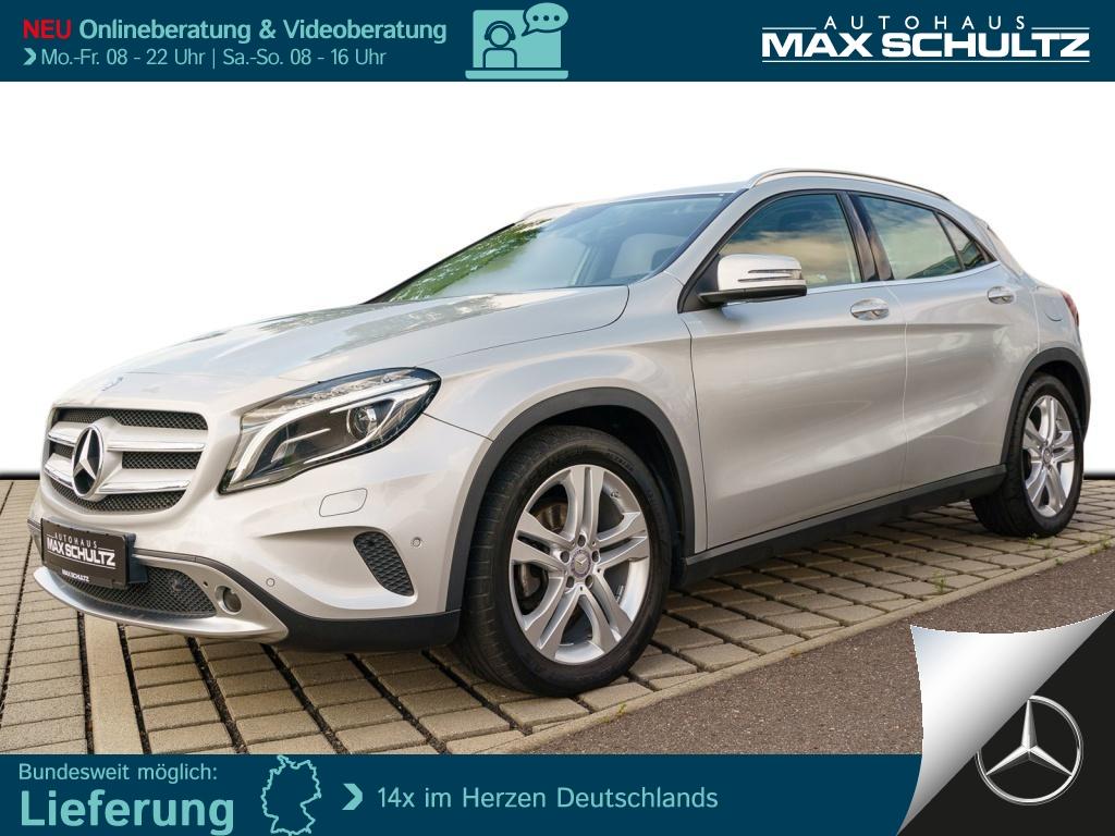 Mercedes-Benz GLA 220 CDI 4MATIC Sport Utility Vehicle Urban, Jahr 2014, Diesel