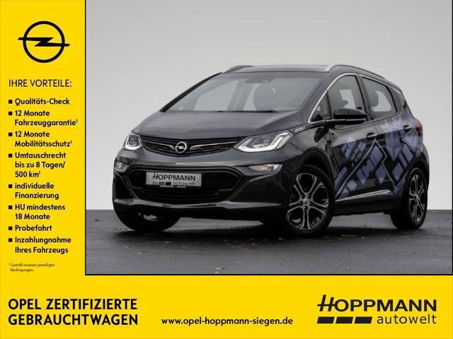 Opel Ampera-e Basis Keyless Parklenkass. TV PDCv+h LED-hinten LED-Tagfahrlicht NR Klimaautom, Jahr 2017, Elektro