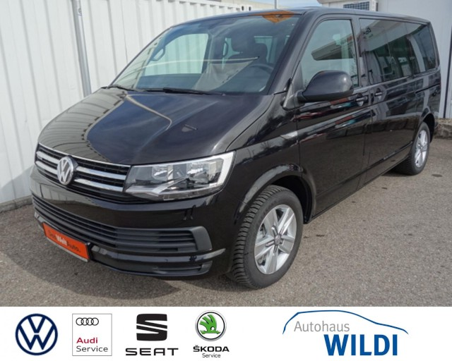 Volkswagen Multivan 2.0 TDI DSG 4M Comfortline AHK Klima, Jahr 2019, Diesel