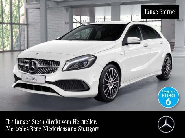 Mercedes-Benz A 250 AMG LED Navi Klimaautom PTS 7G-DCT Sitzh, Jahr 2017, Benzin