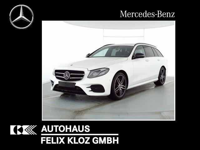 Mercedes-Benz E 200 T AMG/MultiBeam/AHK/Distronic/WideScreen, Jahr 2020, Benzin