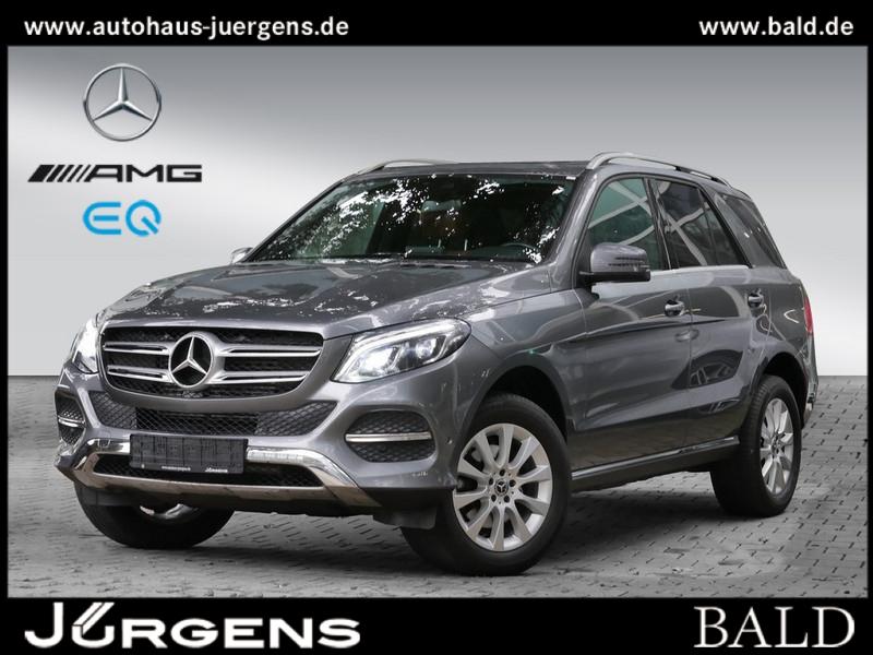 Mercedes-Benz GLE 250 d 4M Comand/ILS/Cam/Leder/Memo/AHK/Stdhz, Jahr 2015, Diesel