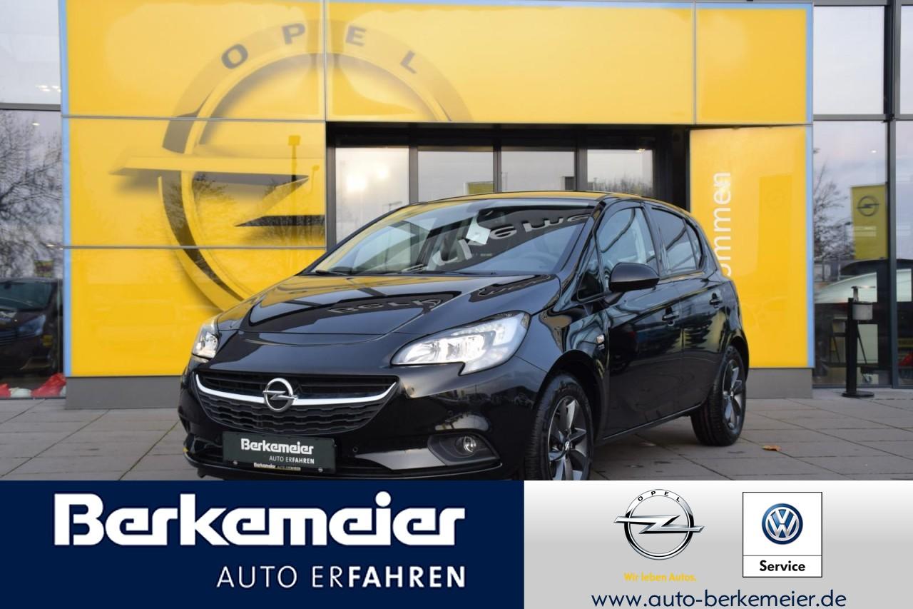 Opel Corsa 120 Jahre Sitzheiz/Kamera/Parkpilot Klima, Jahr 2019, Benzin
