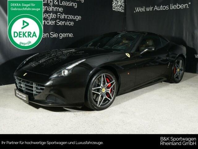 Ferrari California T SCM/KERAMIK/DAYTONA/EL.SITZE/SICHTP, Jahr 2015, petrol