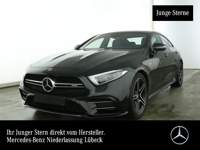 Mercedes-Benz CLS 53 AMG 4M+ DISTRONIC DRIVERS PACK WIDESCREEN, Jahr 2019, Benzin