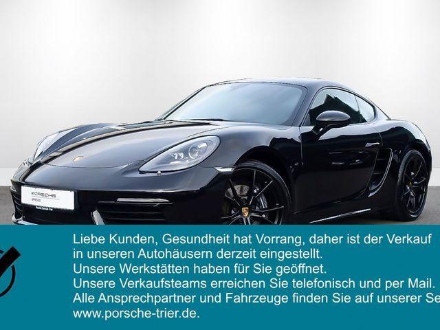 Porsche Cayman, Jahr 2018, Benzin