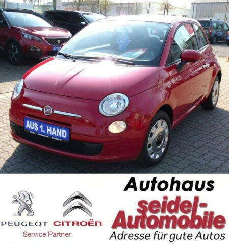 Fiat 500 1.2 8V Pop Star Automatik, 1.HD, wenig KM, Jahr 2014, Benzin