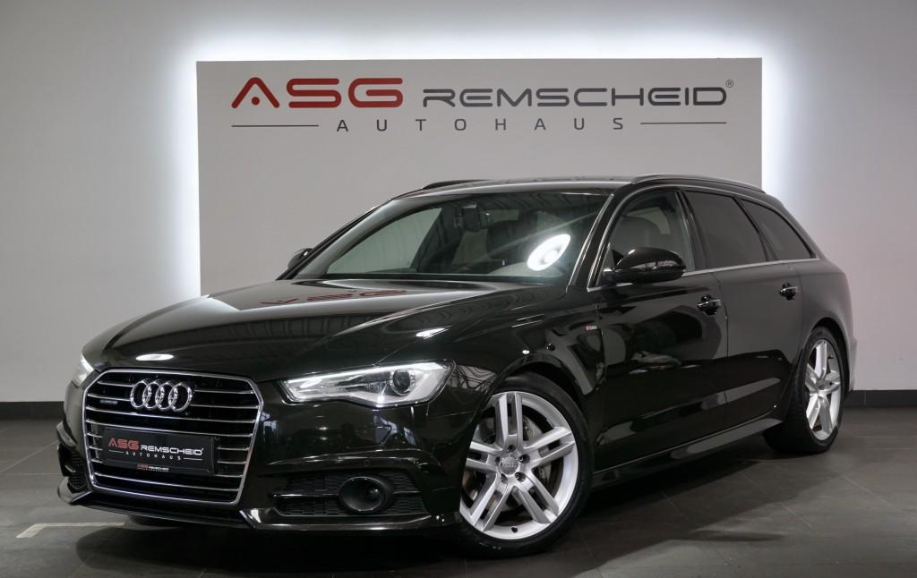 Audi A6 3.0 TDI q. S- Tr. *S Line *ACC *Kam *AHK *, Jahr 2016, Diesel