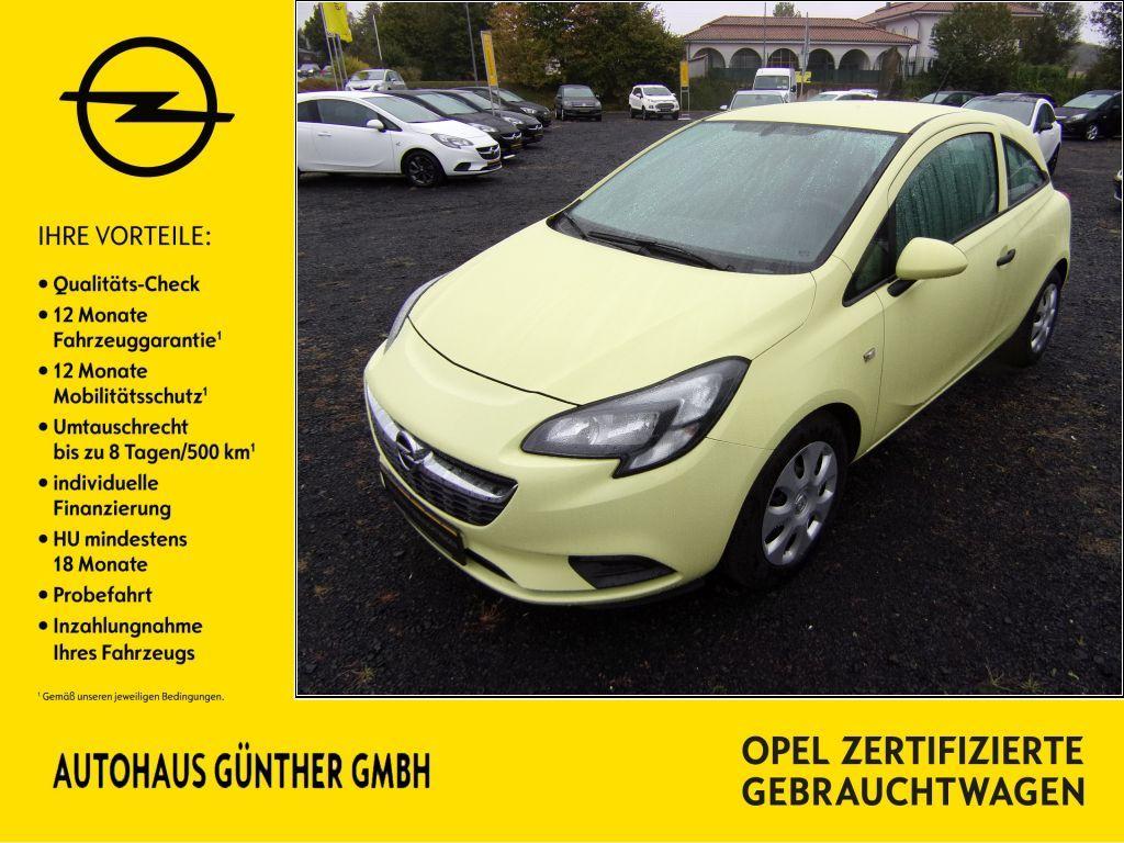Opel Corsa Selection 1.4 KLIMA BLUETOOTH, Jahr 2015, Benzin