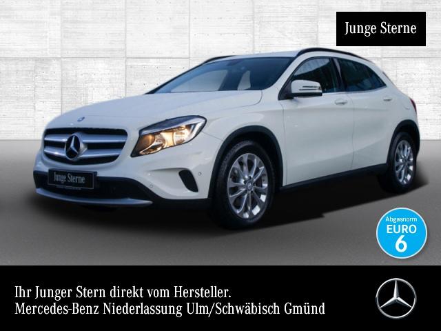 Mercedes-Benz GLA 200 CDI Style Navi PTS Sitzkomfort, Jahr 2015, diesel