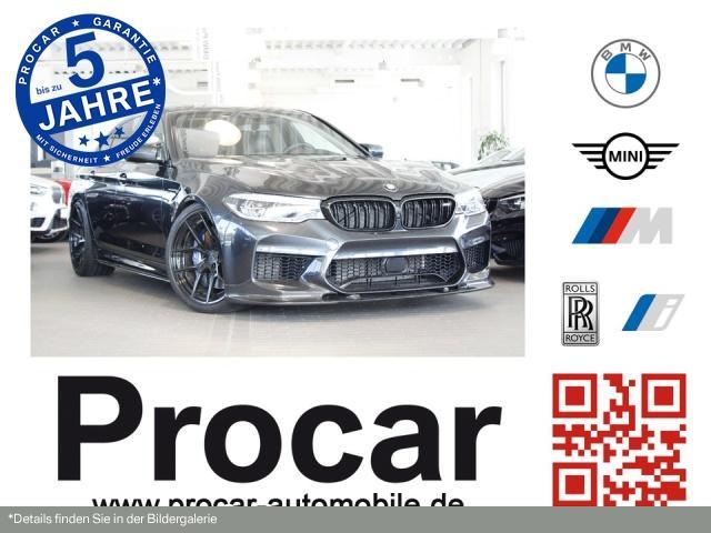 BMW M5 xDrive 3D Design Sitzluft B&W DA+ PA+ DAB, Jahr 2018, Benzin