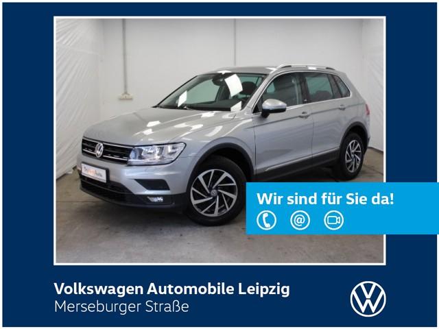 Volkswagen Tiguan 2.0 TSI 4Motion Sound *ACC*DSG*SHZ*Navi*, Jahr 2018, Benzin