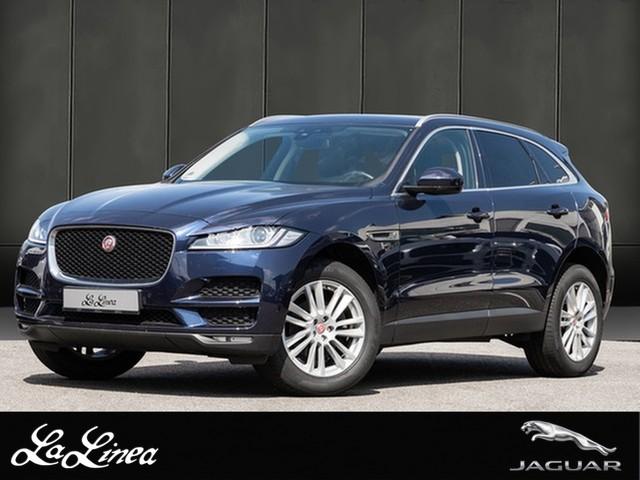Jaguar F-PACE 20d Prestige AWD, Jahr 2017, Diesel