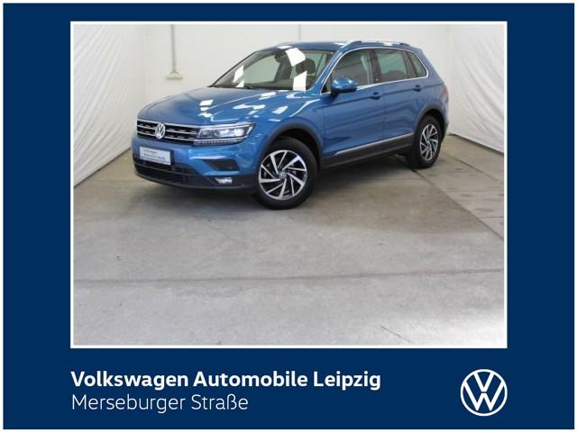 Volkswagen Tiguan 1.4 TSI BMT Sound ACT*ACC*SHZ*Navi*, Jahr 2017, Benzin