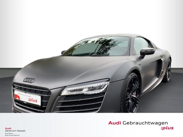 Audi R8 Coupe 5.2 FSI plus qu. LED B&O Klappenauspuff, Jahr 2013, Benzin