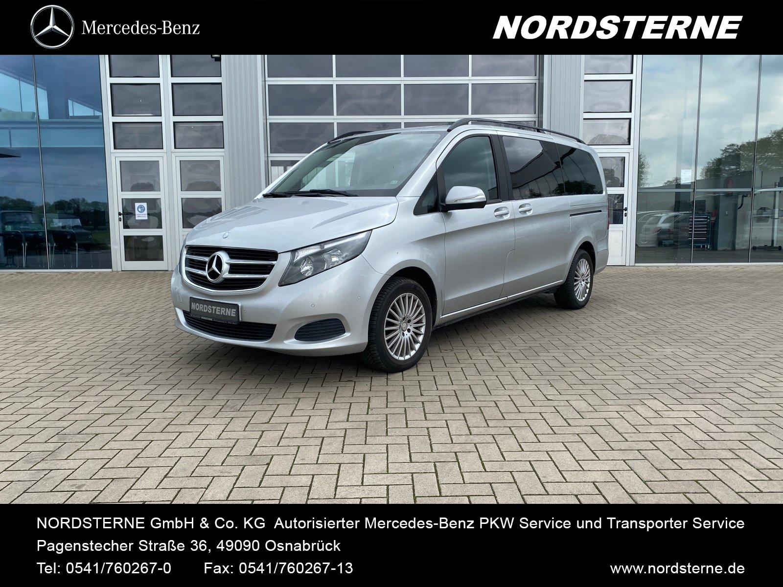 Mercedes-Benz V 220 d L Automatik 2x Schiebetür 2x Klima NAVI, Jahr 2014, Diesel