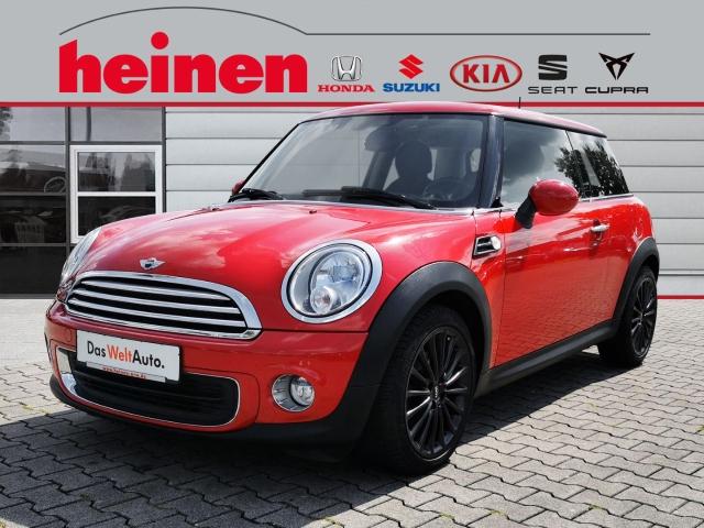 MINI One Mini 1.6 *Alufelgen / Allwetter / MP3*, Jahr 2013, Benzin