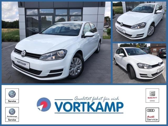 Volkswagen Golf VII Lim. Trendline 1.2 TSI KLIMA Klima, Jahr 2015, Benzin