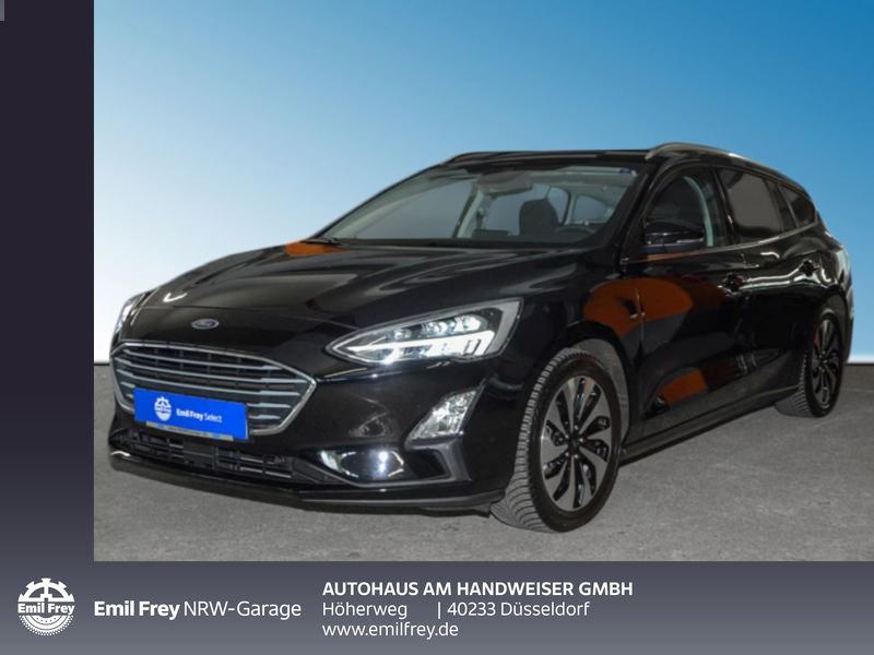 Ford Focus Turnier 1.0 EcoBoost COOL&CONNECT, Navi, Ganzjahresreifen, LED, Jahr 2018, Benzin