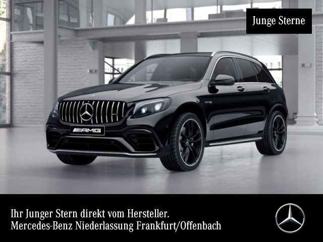 Mercedes-Benz GLC 63 4MATIC Off-Roader, Jahr 2018, Benzin