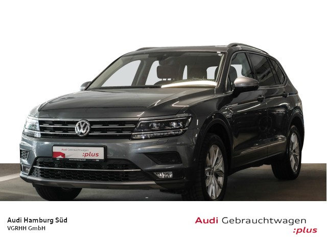 Volkswagen Tiguan Allspace 2.0 TSI Highline 4Motion DSG PANO/LED/NAVI, Jahr 2018, Benzin