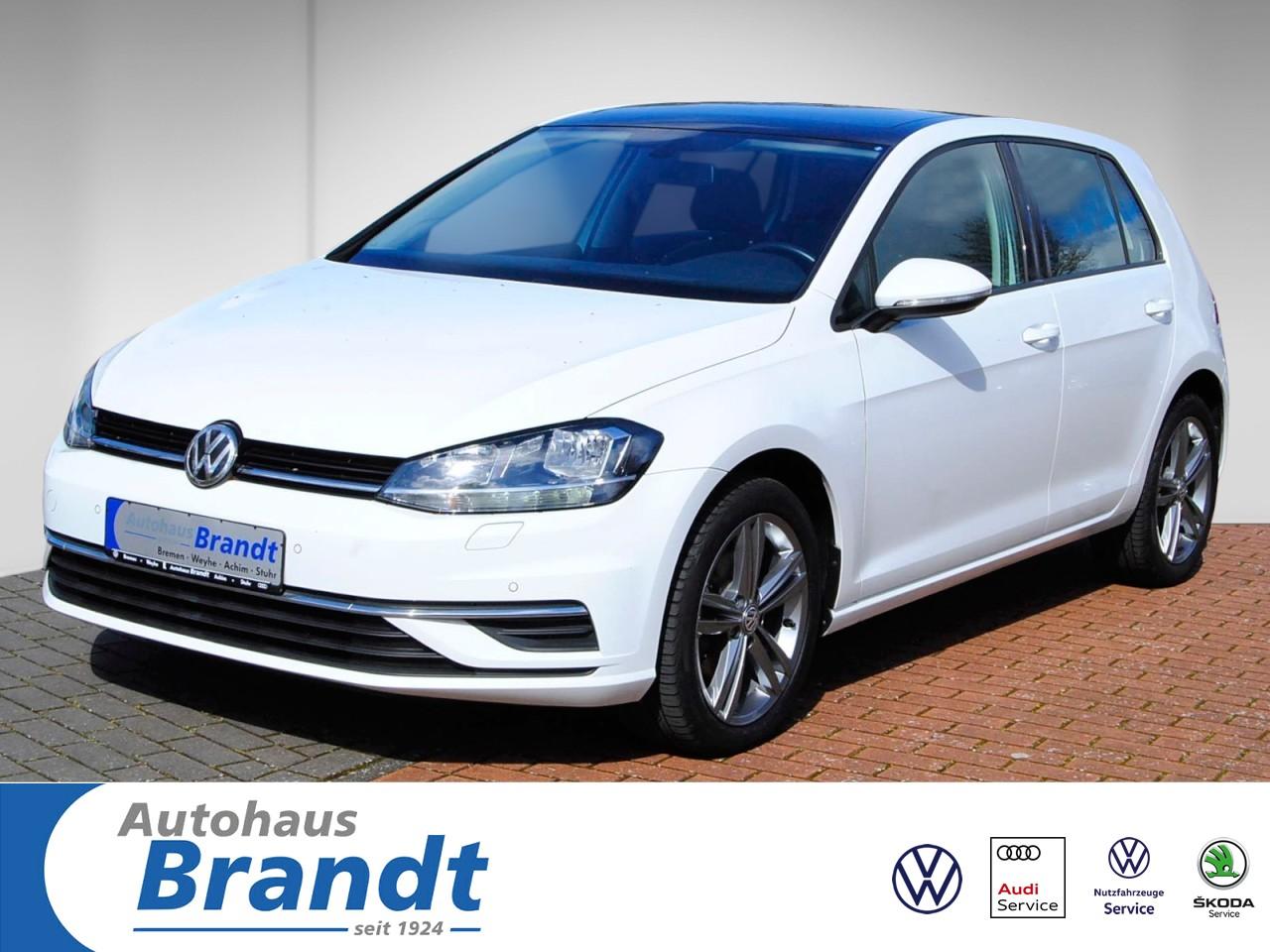 Volkswagen Golf VII 1.6 TDI DSG*NAVI*ACC*LEDER*PANO*CLIMATR*SHZ, Jahr 2017, Diesel