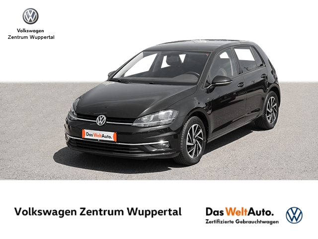 Volkswagen Golf 1 0 TSI JOIN NAVI SHZ PDC LM ZV, Jahr 2018, Benzin
