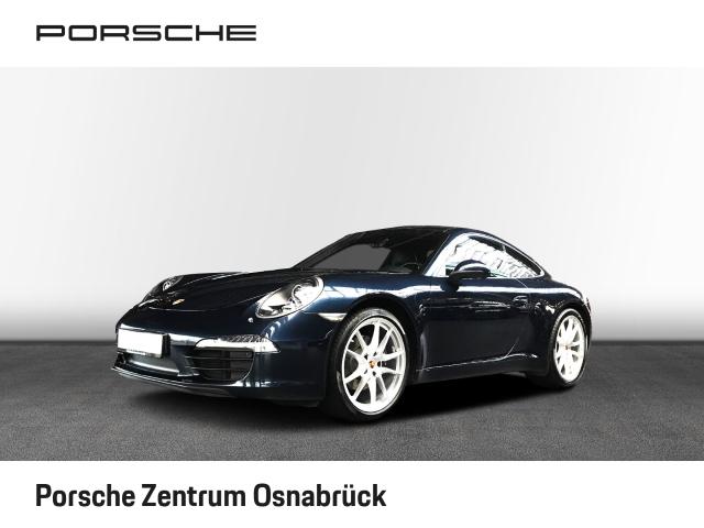 Porsche 991 911 Carrera 20'' PDK Lenkradheizung BIXENON, Jahr 2014, petrol
