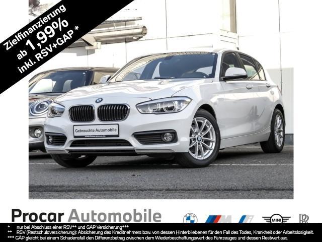 BMW 118i Advantage Navi Business Klimaaut. LM PDC, Jahr 2018, Benzin