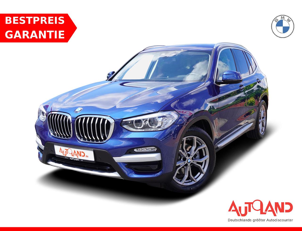 BMW X3, Jahr 2018, Benzin