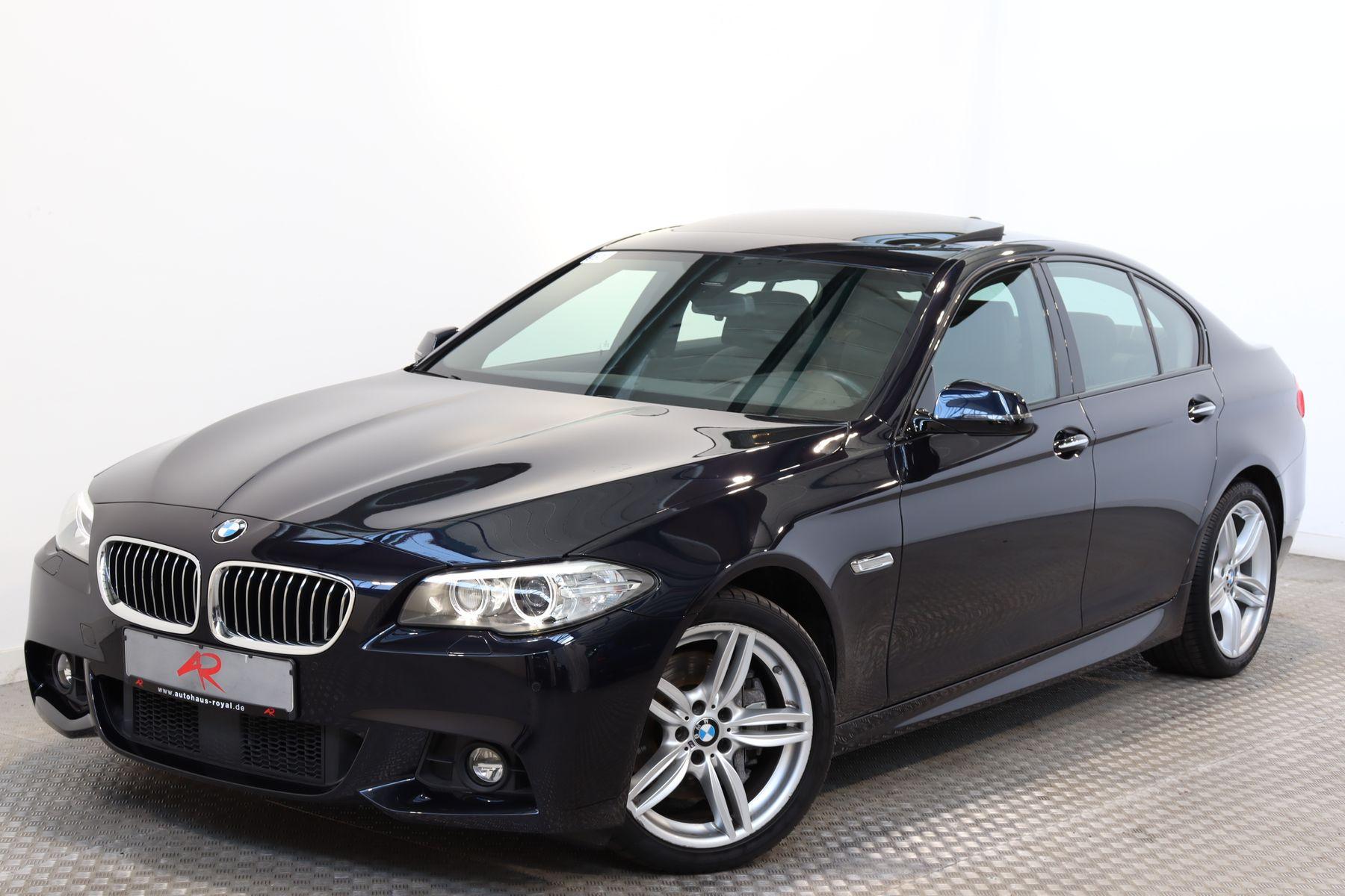 BMW 530 d xDrive SAG M SPORT EXKLUSIV DIG.TACHO,19Z., Jahr 2016, Diesel