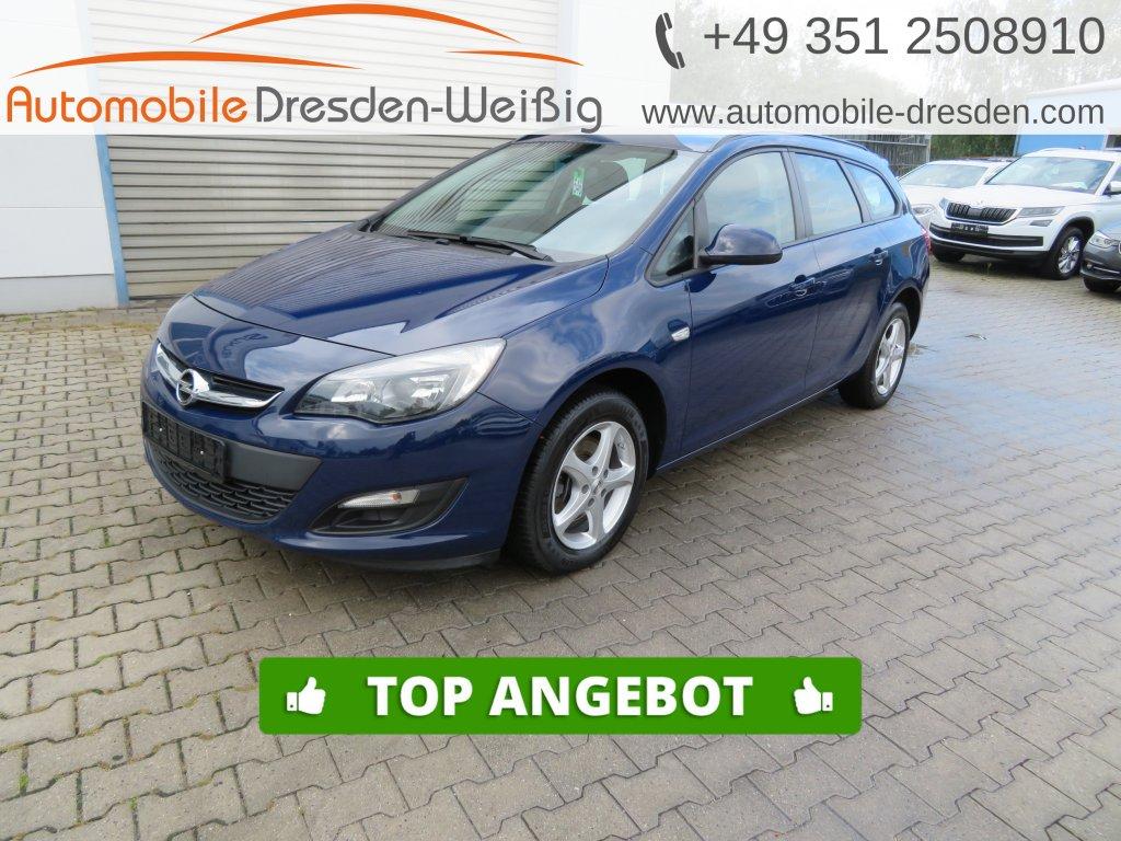 Opel Astra 1.6 CDTI Sports Tourer Selection*AHK*, Jahr 2015, Diesel