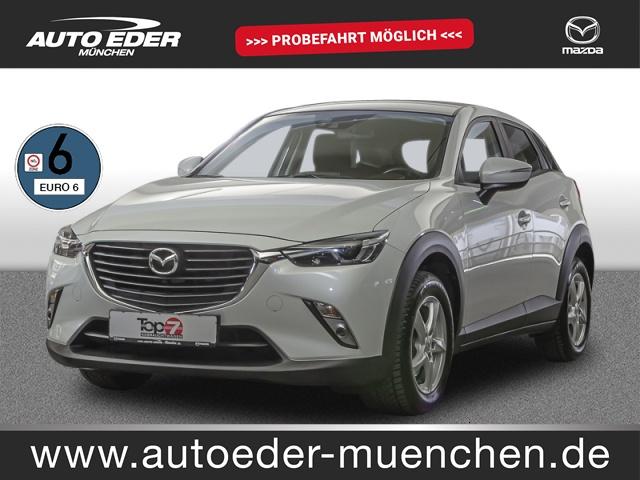 Mazda CX-3 2.0 SKYACTIV-G 120 Exclusive-Line Navi, Sitzh, Jahr 2015, Benzin